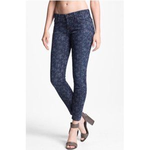 AG Adriano Goldschmied Liberty Floral Skinny Jeans